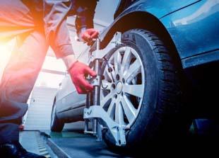 Alinhamento e balanceamento de carro: por que devo realizar?
