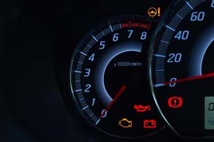 O que significas os símbolos no painel do carro?
