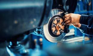 Como funciona a verificação de freios?