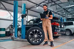 Oficina mecânica de qualidade e confiança é com a Auto Center Castello